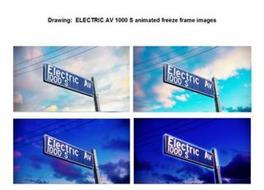 ELECTRIC AV 1000 S
