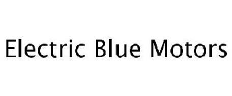 ELECTRIC BLUE MOTORS