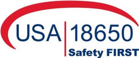 USA18650 SAFETY FIRST