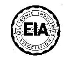 EIA ELECTRONIC INDUSTRIES-ASSOCIATION