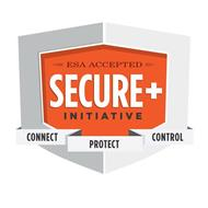 ESA ACCEPTED SECURE+ INITIATIVE CONNECT PROTECT CONTROL
