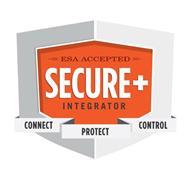 ESA ACCEPTED SECURE+ INTEGRATOR CONNECT PROTECT CONTROL