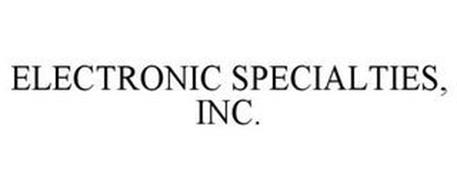 ELECTRONIC SPECIALTIES