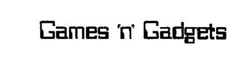 GAMES 'N' GADGETS