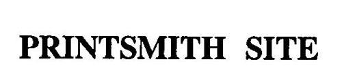 PRINTSMITH SITE