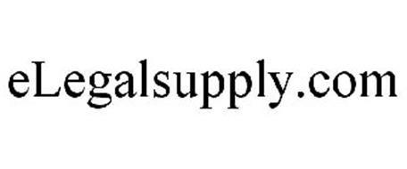 ELEGALSUPPLY.COM