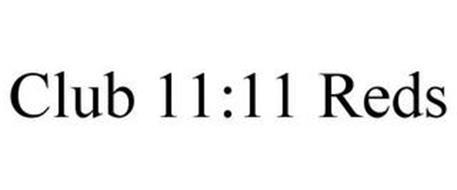 CLUB 11:11 REDS
