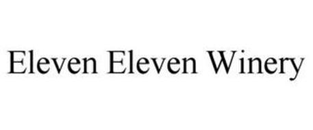 ELEVEN ELEVEN WINERY