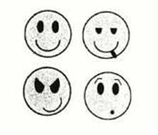 SMILEY FACE DESIGN