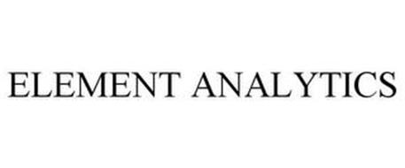 ELEMENT ANALYTICS