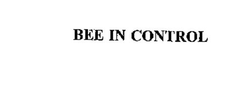 BEE IN CONTROL
