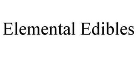 ELEMENTAL EDIBLES