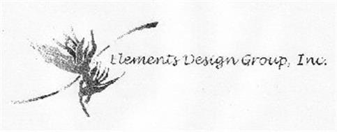 ELEMENTS DESIGN GROUP, INC.