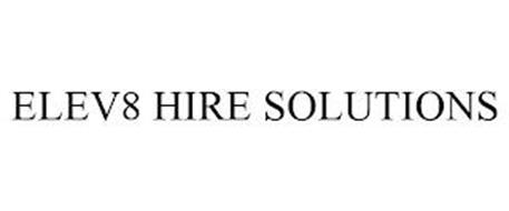 ELEV8 HIRE SOLUTIONS