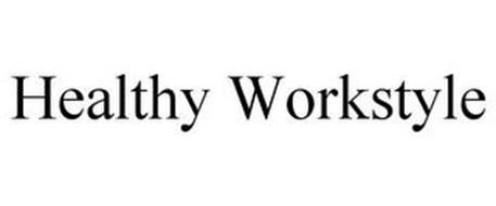 HEALTHY WORKSTYLE