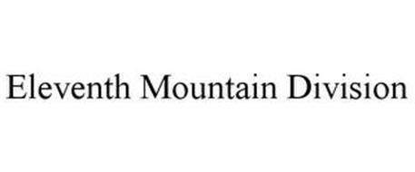 ELEVENTH MOUNTAIN DIVISION