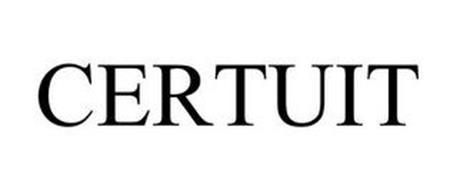 CERTUIT