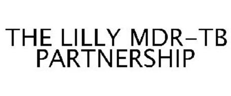 THE LILLY MDR-TB PARTNERSHIP