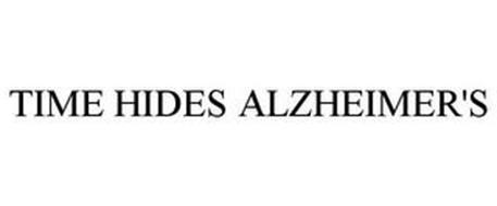 TIME HIDES ALZHEIMER'S