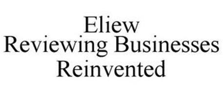 ELIEW REVIEWING BUSINESSES REINVENTED