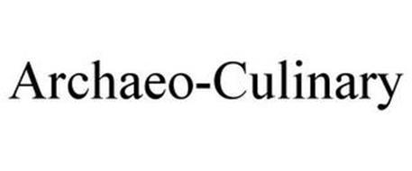 ARCHAEO-CULINARY