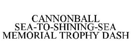 CANNONBALL SEA-TO-SHINING-SEA MEMORIAL TROPHY DASH