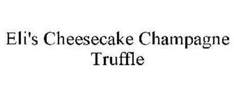 ELI'S CHEESECAKE CHAMPAGNE TRUFFLE
