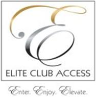 E ELITE CLUB ACCESS ENTER. ENJOY. ELEVATE.