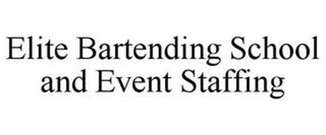 ELITE BARTENDING SCHOOL AND EVENT STAFFING