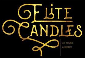 ELITE CANDLES ALL-NATURAL HAND-MADE
