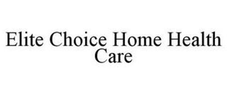 ELITE CHOICE HOME HEALTH CARE