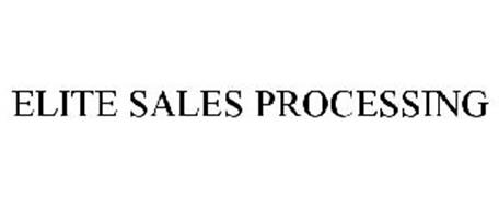 ELITE SALES PROCESSING