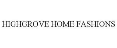 HIGHGROVE HOME FASHIONS