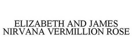 ELIZABETH AND JAMES NIRVANA VERMILLION ROSE