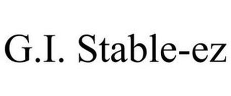 G.I. STABLE-EZ
