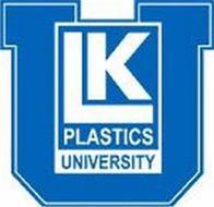 U LK PLASTICS UNIVERSITY