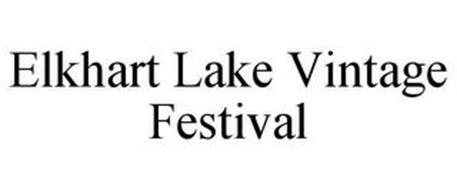 ELKHART LAKE VINTAGE FESTIVAL