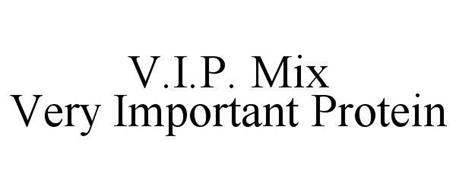V.I.P. MIX VERY IMPORTANT PROTEIN