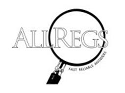 ALLREGS FAST RELIABLE ANSWERS