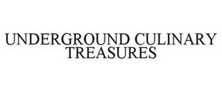 UNDERGROUND CULINARY TREASURES