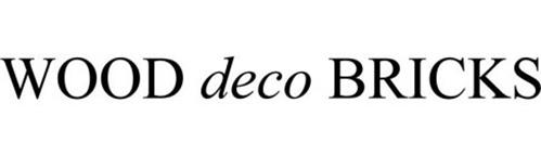 WOOD DECO BRICKS