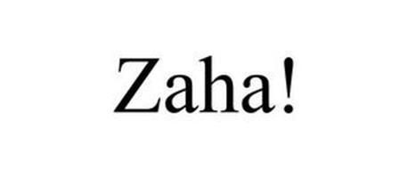 ZAHA!