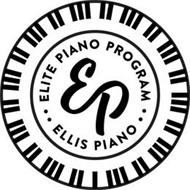 ·· EP ELITE PIANO PROGRAM ·· ELLIS PIANO
