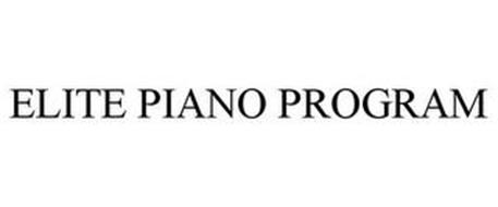 ELITE PIANO PROGRAM