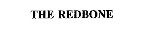 THE REDBONE