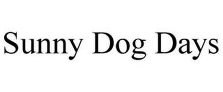 SUNNY DOG DAYS