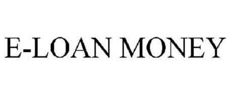 E-LOAN MONEY