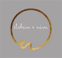ELOHIM + NIM