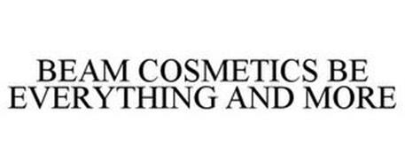 BEAM COSMETICS BE EVERYTHING AND MORE