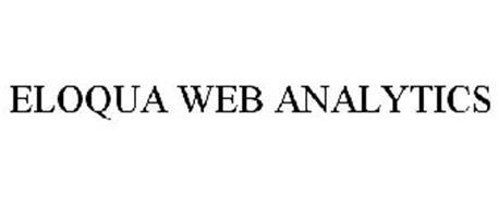 ELOQUA WEB ANALYTICS